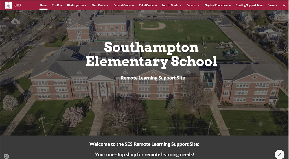 Southampton Elementary School Remote Learning