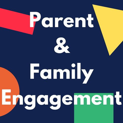 Parents & Family Engagement logo