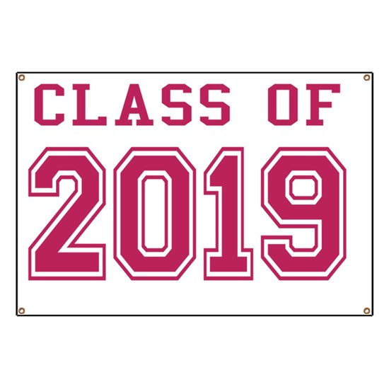 Class of 2019: Upcoming events calendar