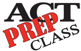 ACT Prep Classes at SHS