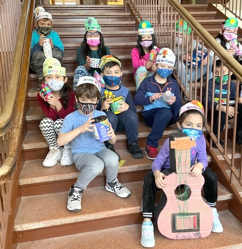 The science of music kids playing instruments