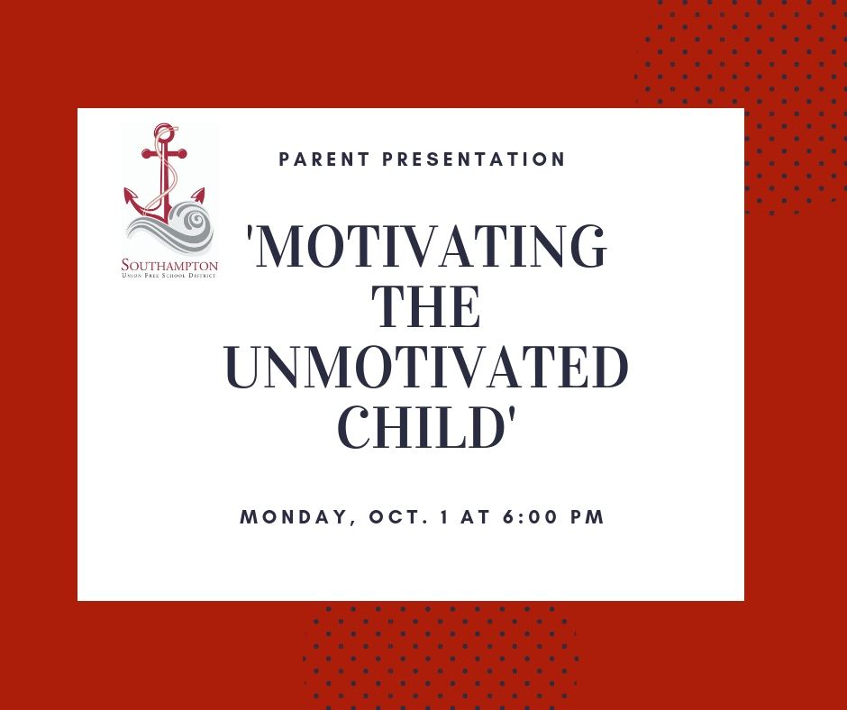 """Motivating the Unmotivated Child"" - A Night with Rick Lavoie"