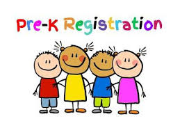 PreK Registration Graphic