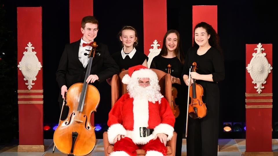 Student String Quartet to Perform on News 12