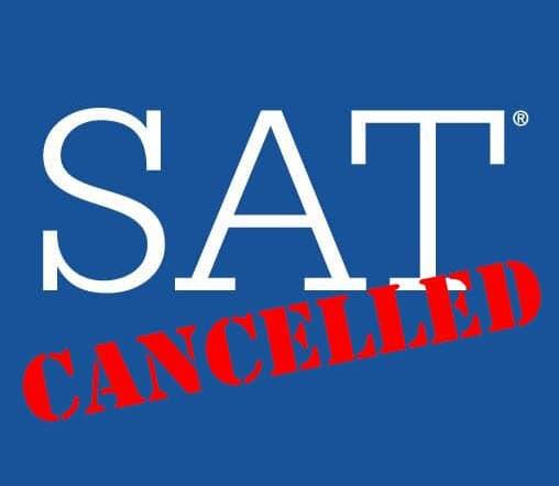 S.A.T.'s CANCELED