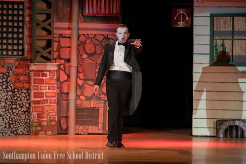 Southampton High School Musical Caberet Show