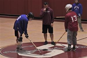 Hampton Bays and Southampton face off at the Unified Hockey Game
