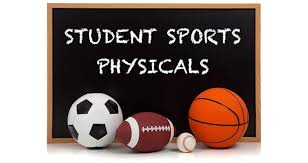 Sports Physicals Graphic